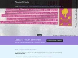 Alexandra Le Dauphin