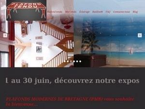 Plafonds Modernes de Bretagne