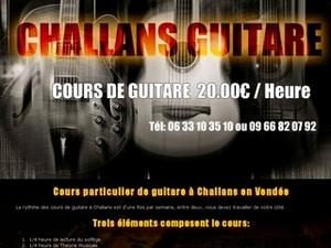 Challans Guitare