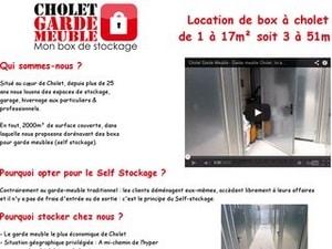 Cholet Garde Meuble