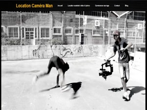 Location Camera Man