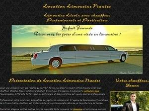 Location Limousine Nantes