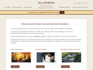 Morvan Funéraire